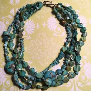 Jewelry - (Firm Price!!) Turquoise Choker